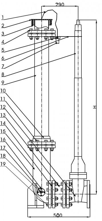 Подземный телескопический